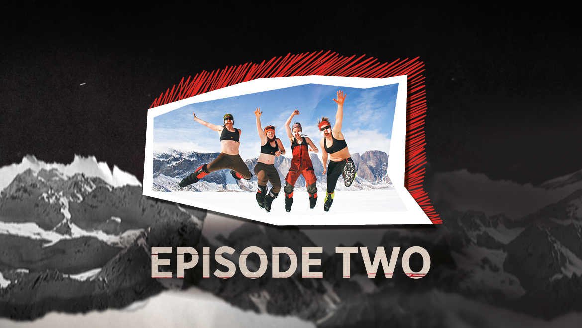 E.O.F.T. BASECAMP EPISODE TWO